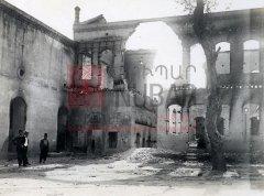 Vue du quartier arménien après les massacres d'Adana, mai 1909 (coll. Pères mekhitaristes de Venise)