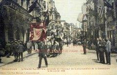 Constantinople, août1908 (coll.Michel Paboudjian).
