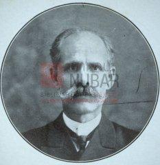 Hampartsoum Boyadjian (1867-1915), député du parti hentchag au Parlement ottoman et à la Chambre arménienne (coll.Bibliothèque Nubar).